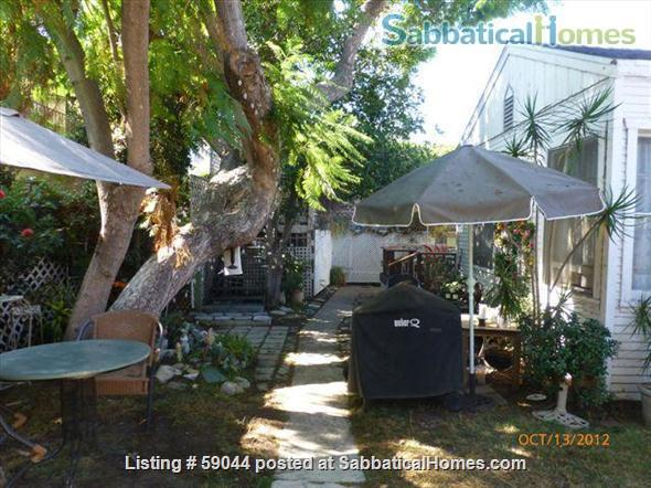 Charming 2 brm. furnished bungalow in Santa Monica Home Rental in Santa Monica, California, United States 6