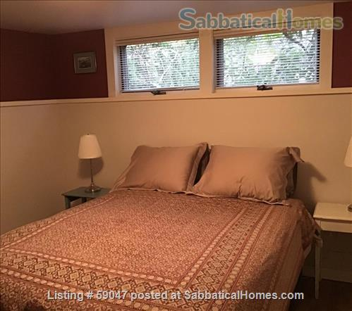 Furnished suite  available September 1, 2021 Home Rental in Vancouver, British Columbia, Canada 9