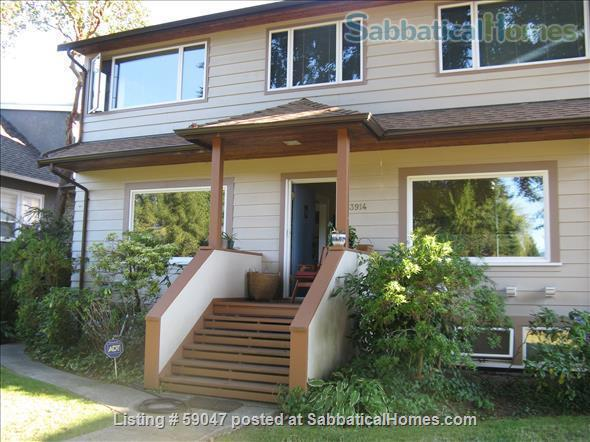 Furnished suite  available September 1, 2021 Home Rental in Vancouver, British Columbia, Canada 1