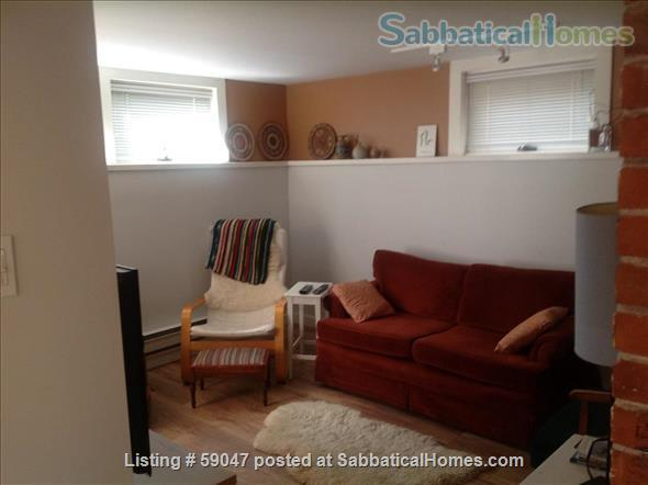 Furnished suite  available September 1, 2021 Home Rental in Vancouver, British Columbia, Canada 3