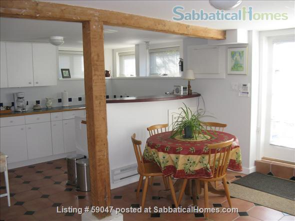 Furnished suite  available September 1, 2021 Home Rental in Vancouver, British Columbia, Canada 4
