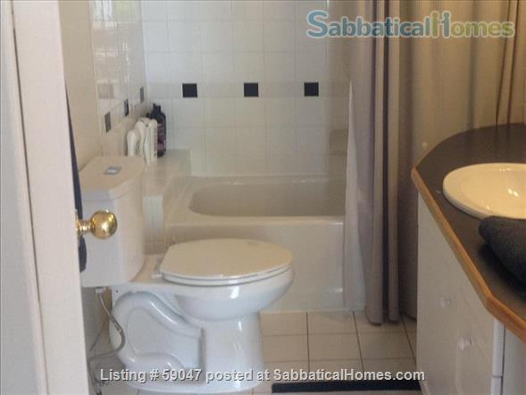 Furnished suite  available September 1, 2021 Home Rental in Vancouver, British Columbia, Canada 8