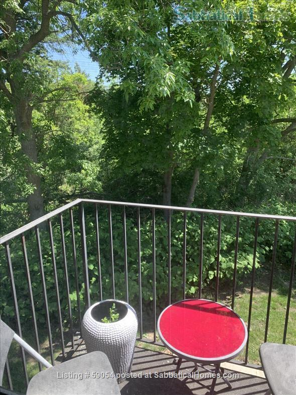 Bright townhouse close to Cornell campus, cafes, and shops Home Rental in Ithaca, New York, United States 9