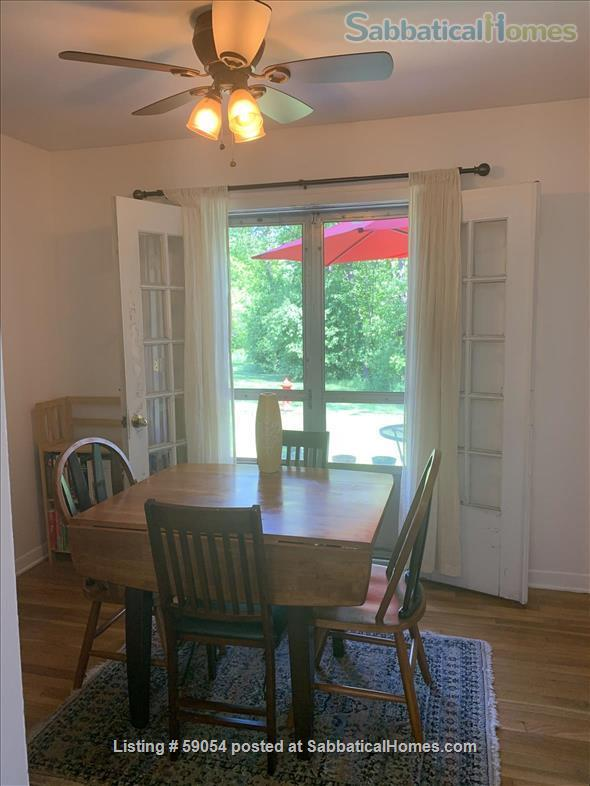 Bright townhouse close to Cornell campus, cafes, and shops Home Rental in Ithaca, New York, United States 3