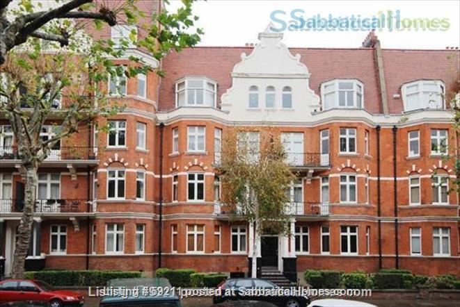 Beautiful, spacious and light 2 bdrm & study, W9 Central London; very quick, easy access to all London colleges and universities. Home Rental in London, England, United Kingdom 9