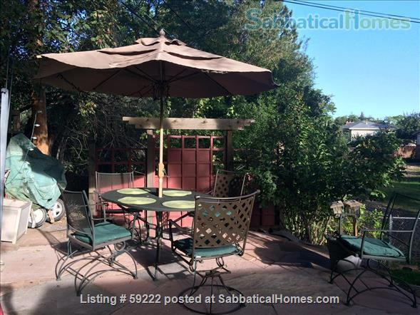 Lovely south Boulder home to share Home Rental in Boulder, Colorado, United States 3