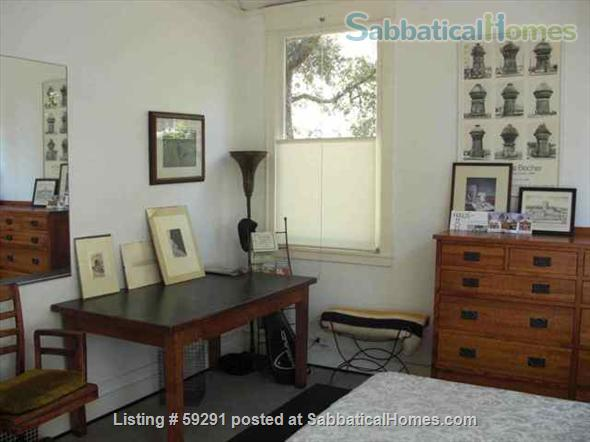 Airy, Shady, Historic 1922 Schoolhouse in Central Pasadena -  Short-term rentals for long weekends (such as the RoseBowl/New Year's; holidays, getaways, graduations, celebrations.) Home Rental in Pasadena, California, United States 4