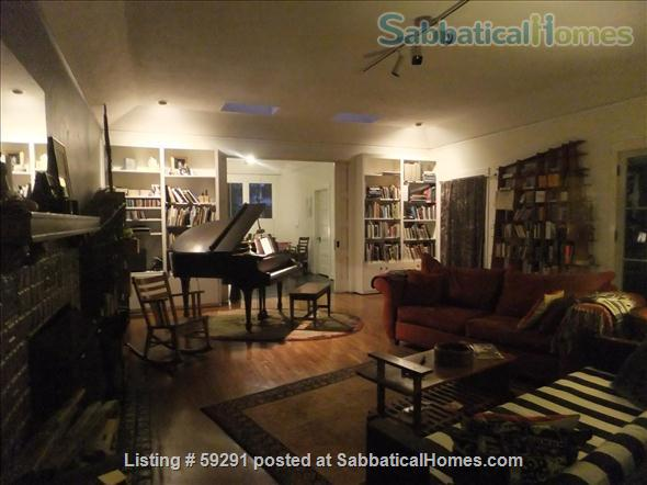 Airy, Shady, Historic 1922 Schoolhouse in Central Pasadena -  Short-term rentals for long weekends (such as the RoseBowl/New Year's; holidays, getaways, graduations, celebrations.) Home Rental in Pasadena 2