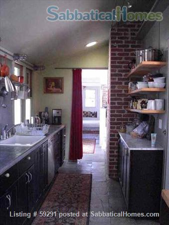 Airy, Shady, Historic 1922 Schoolhouse in Central Pasadena -  Short-term rentals for long weekends (such as the RoseBowl/New Year's; holidays, getaways, graduations, celebrations.) Home Rental in Pasadena, California, United States 0