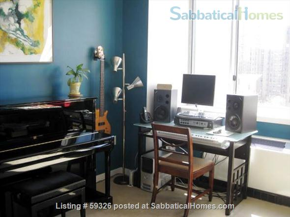 Zen 2BD/2BA Condo in Luxury Building w/Gym, 2 Rooftop Terraces, Harlem NYC Home Rental in New York, New York, United States 8