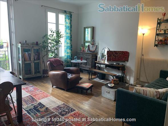Montmartre! Charming 2 bedroom apartment! Home Rental in Paris, IDF, France 0