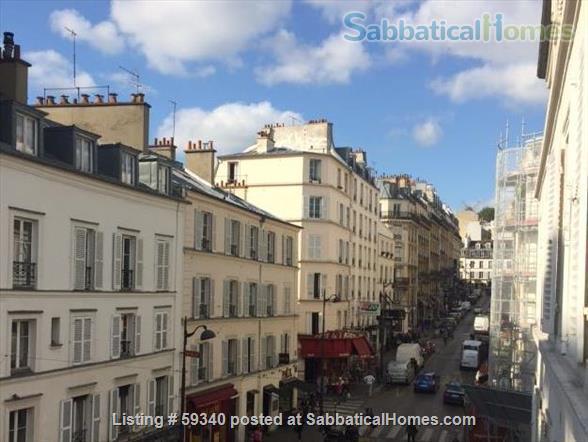 Montmartre! Charming 2 bedroom apartment! Home Rental in Paris, IDF, France 1