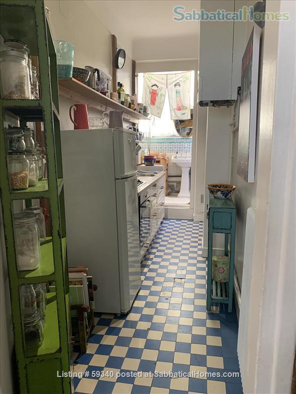 Montmartre! Charming 2 bedroom apartment! Home Rental in Paris, IDF, France 7