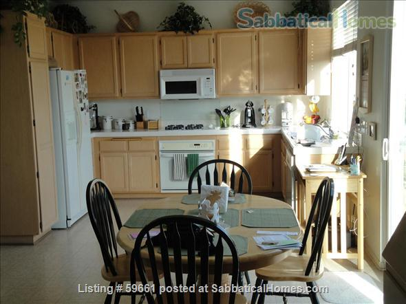 lovely free standing condo with many amenities Home Exchange in Goleta, California, United States 0