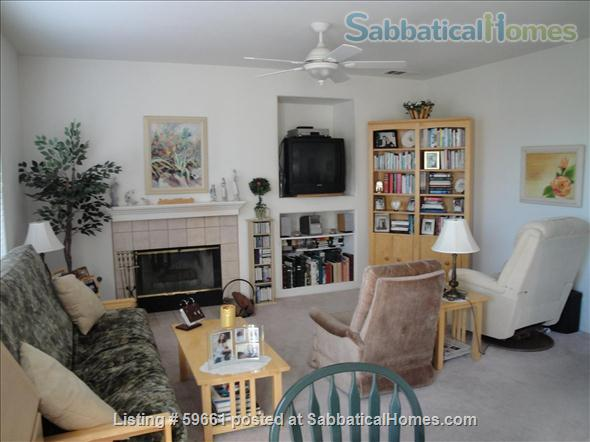 lovely free standing condo with many amenities Home Exchange in Goleta, California, United States 5