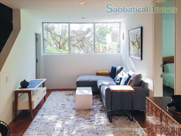 Beautiful, private, fully furnished 1-BR, plus study, for 1 person Home Rental in Woodbridge, Connecticut, United States 2
