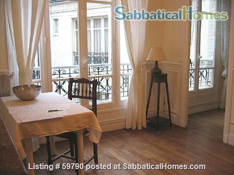 Large and luminous 2 room-flat. Home Rental in Paris, Île-de-France, France 3