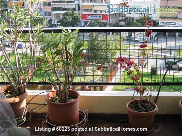 SEA VIEW LOFT  Home Rental in Nea Smirni, , Greece 2