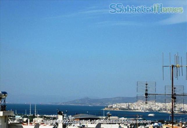 SEA VIEW LOFT  Home Rental in Nea Smirni, , Greece 6