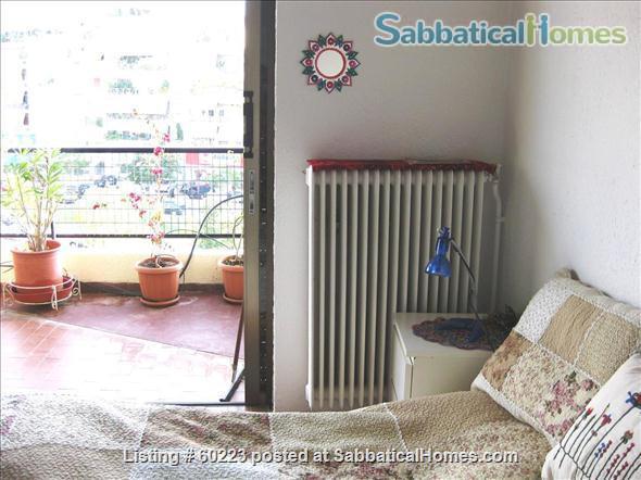 SEA VIEW LOFT  Home Rental in Nea Smirni, , Greece 8