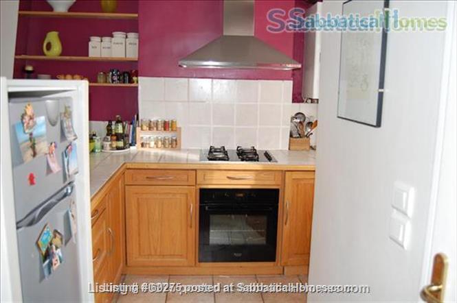 Spacious, calm, charming 4 rooms apartment in the Center of Paris. Home Rental in Paris, Île-de-France, France 5