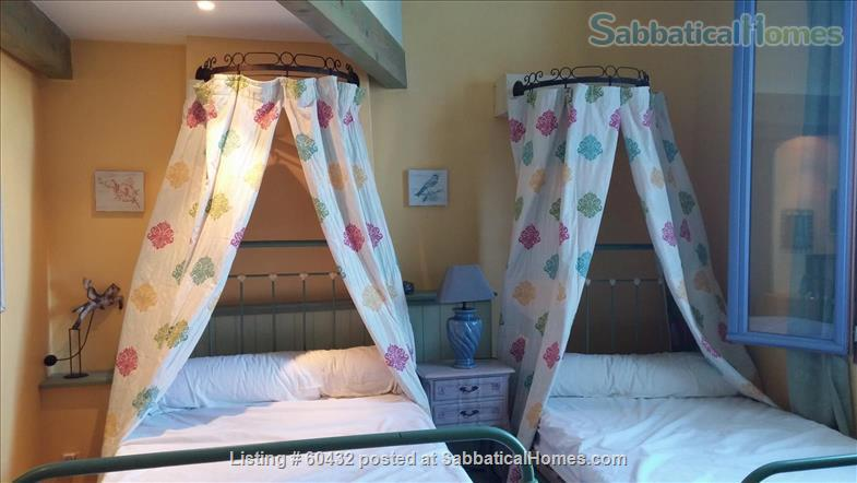 Welcome to your own French Retreat, in  cozy Aniane near University of Montpellier,le Pont du Diable, les Cévennes, and la  Med Home Rental in Aniane, Occitanie, France 1