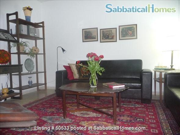 Spacious apartment in Jerusalem, near Hebrew U. Mount Scopus, French Hill Home Rental in Jerusalem, ,  1
