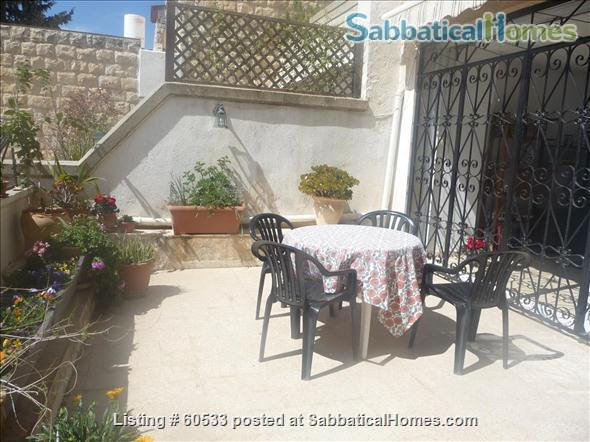 Spacious apartment in Jerusalem, near Hebrew U. Mount Scopus, French Hill Home Rental in Jerusalem, ,  0