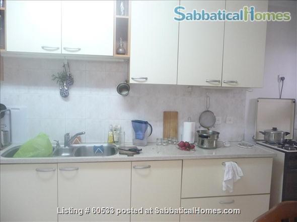 Spacious apartment in Jerusalem, near Hebrew U. Mount Scopus, French Hill Home Rental in Jerusalem, ,  4