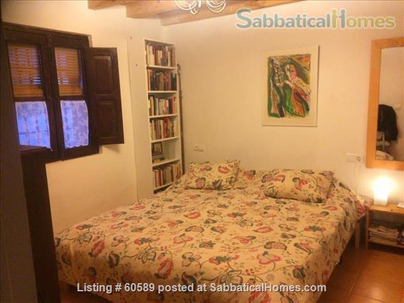 Cosy retreat  in the heart of Spain:  Cottage + studio  for rent in historic Almazán, province of Soria. Home Rental in Almazán, CL, Spain 6