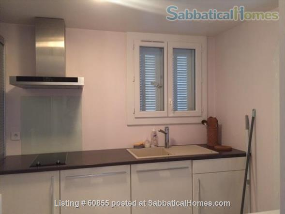 One Bedroom Flat at the garden level near the Vieux Port   Home Rental in Marseille, PACA, France 4