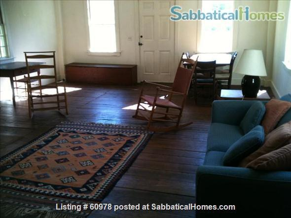 Writer's Retreat Home Rental in Cornwall, Connecticut, United States 1