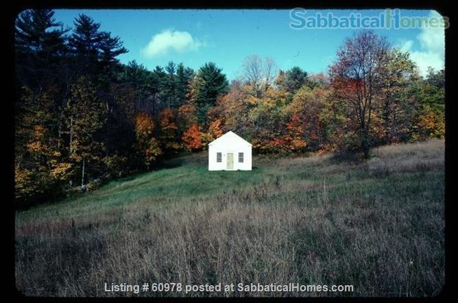 Writer's Retreat Home Rental in Cornwall, Connecticut, United States 5