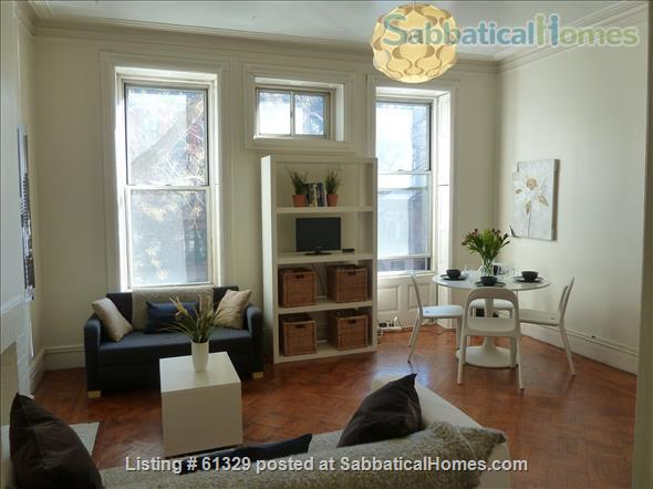 Picture Perfect Townhouse Apartment, Long/Short Term Home Rental in New York, New York, United States 1