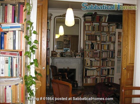 LARGE AND SUNNY APPARTMENT IN PARIS Home Rental in Paris, Île-de-France, France 4