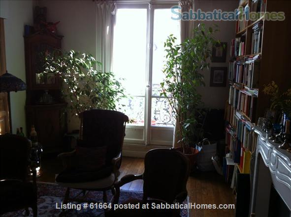 LARGE AND SUNNY APPARTMENT IN PARIS Home Rental in Paris, Île-de-France, France 8