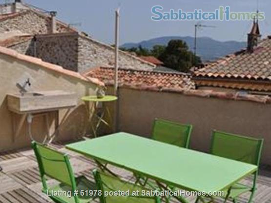 Renovated 3 Bedroom Medieval House at the foot of Mt. Ste. Victoire near Aix en Provence Home Rental in Puyloubier, Provence-Alpes-Côte d'Azur, France 1