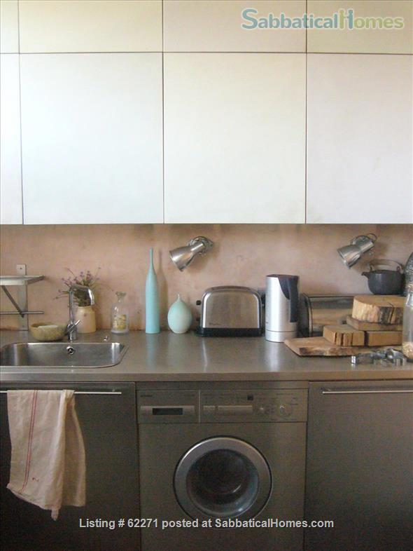 Beautiful artistic large 1 bedroom apartment Home Rental in Greater London, England, United Kingdom 3