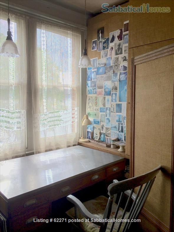 Beautiful artistic large 1 bedroom apartment Home Rental in Greater London, England, United Kingdom 4