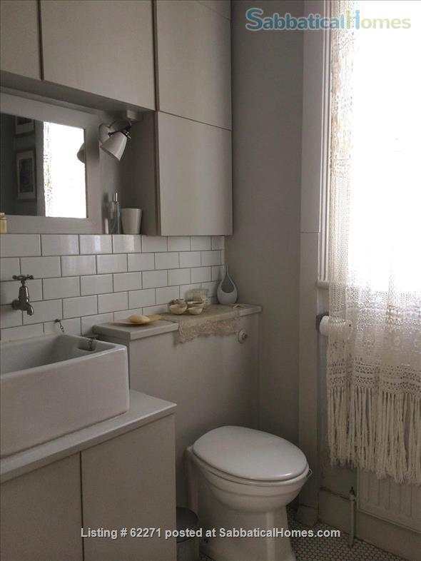 Beautiful artistic large 1 bedroom apartment Home Rental in Greater London, England, United Kingdom 6