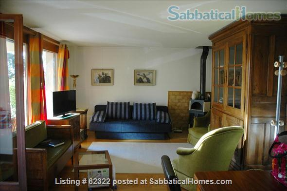 Fully furnished flat - available October 2021 - 6  months rental minimum Home Rental in Lausanne, VD, Switzerland 4
