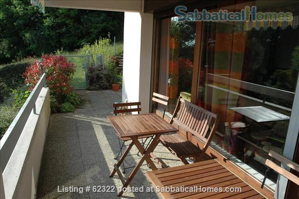 Fully furnished flat - available October 2021 - 6  months rental minimum Home Rental in Lausanne, VD, Switzerland 1