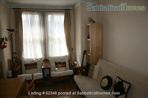 A 3 bedroom flat in London with a garden  Home Rental in London, England, United Kingdom 4