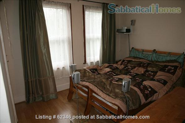A 3 bedroom flat in London with a garden  Home Rental in London, England, United Kingdom 6