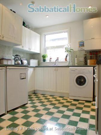 A 3 bedroom flat in London with a garden  Home Rental in London, England, United Kingdom 3