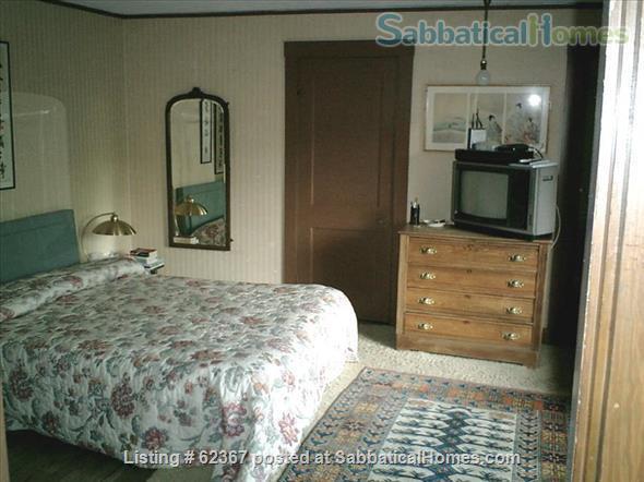 Classic Home Sleeps 6; a/c;  garden; near 5 universities, hospitals, MTA Home Rental in Brookline, Massachusetts, United States 8