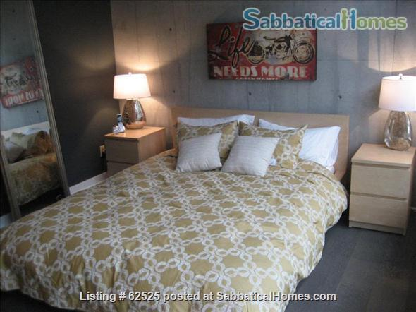 Furnished industrial Loft in Downtown Toronto, Fashion District Home Rental in Toronto 0