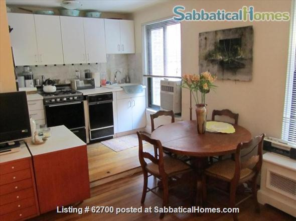 Peaceful sabbatical oasis in New York Home Rental in New York, New York, United States 0