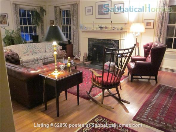 Luxury four bedroom apartment in Brookline, MA Home Rental in Brookline, Massachusetts, United States 0