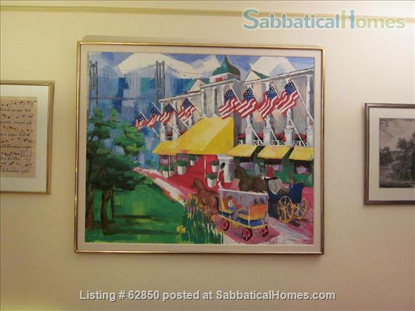 Luxury four bedroom apartment in Brookline, MA Home Rental in Brookline, Massachusetts, United States 3